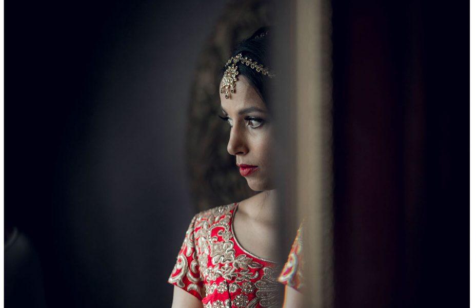 Indian wedding att The Auckland Langham Hotel photo by Chris Loufte